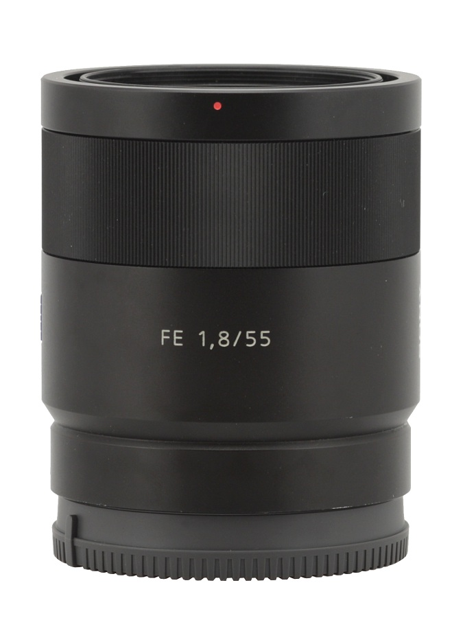 sony carl zeiss sonnar t fe 55 mm f 1 8 za review
