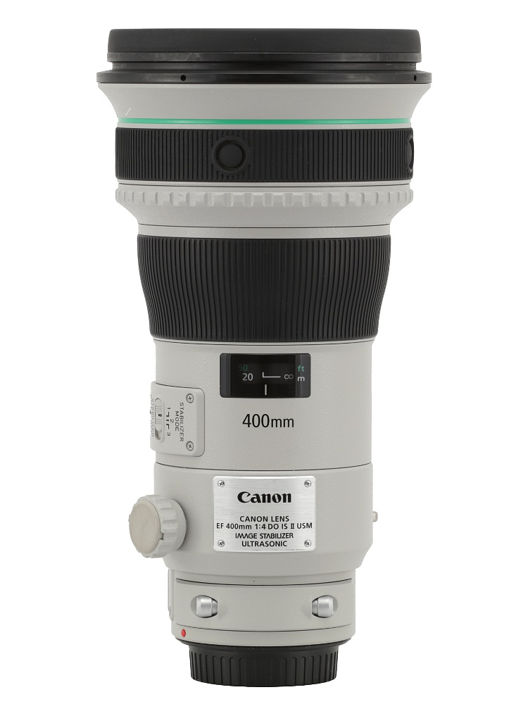 Canon EF 400 mm f/4 DO IS II USM review - Introduction