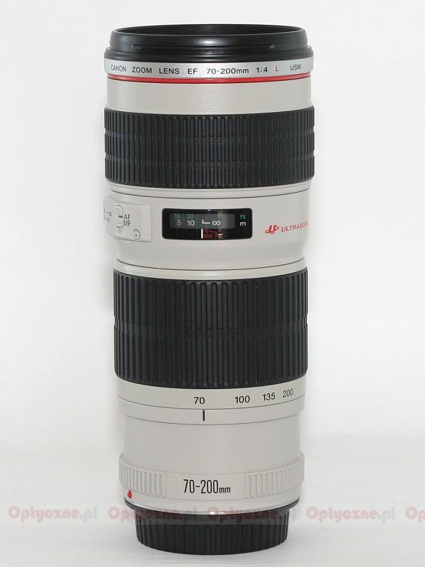 Canon 70 200 F4