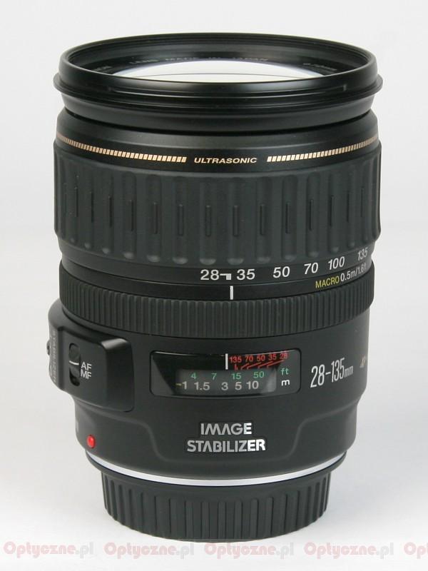 Canon Ef 28 135 Mm F 3 5 5 6 Is Usm Review Introduction Lenstip Com