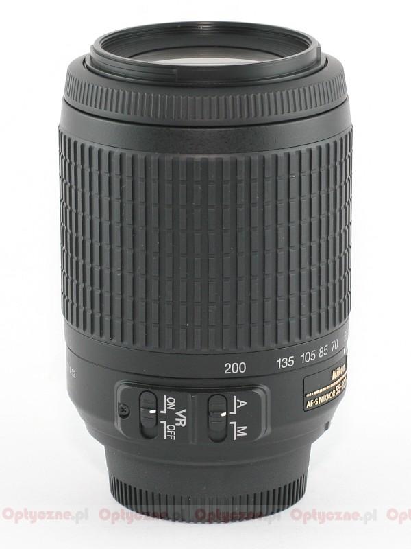 Nikon Nikkor AF-S DX 55-200 mm f/4-5.6G IF-ED VR