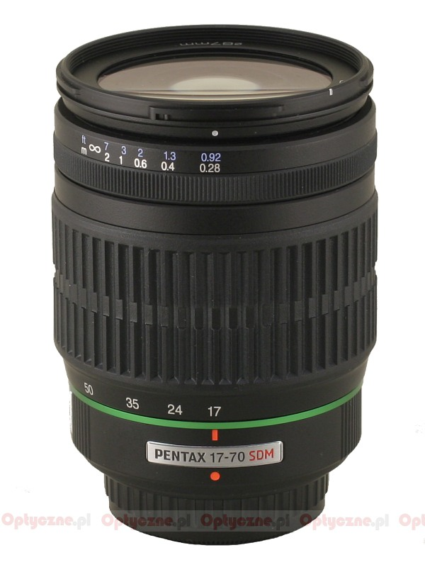 Pentax smc DA 17-70 mm f 4.0 AL  IF  SDM review - Introduction ... c1e6189db2f