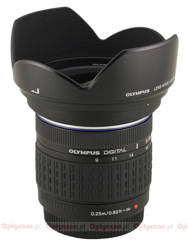 Lens Olympus Zuiko Digital 9 18 Mm F 4 56 ED