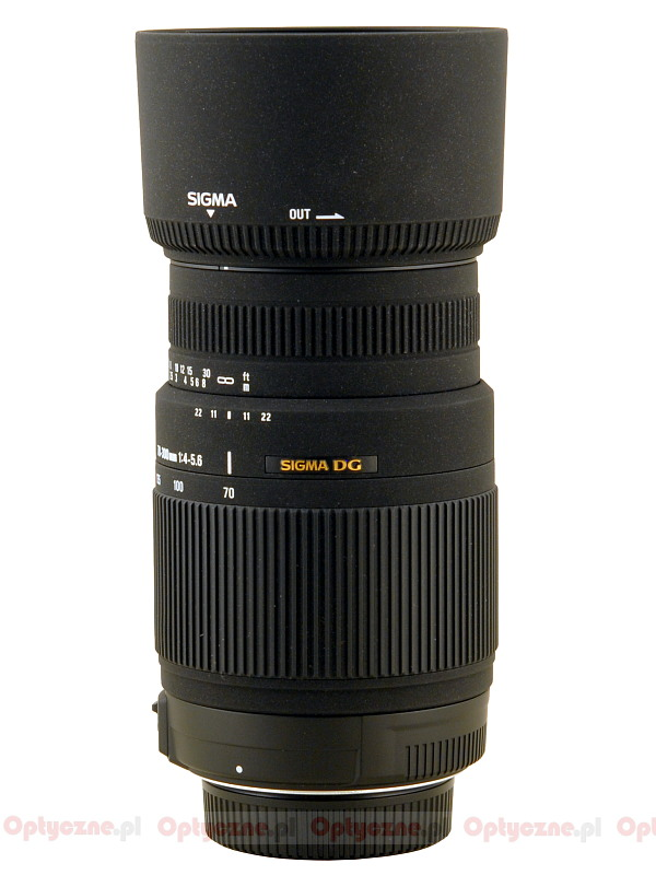 sigma 70 300 mm f 4 5 6 dg os review pictures and parameters. Black Bedroom Furniture Sets. Home Design Ideas