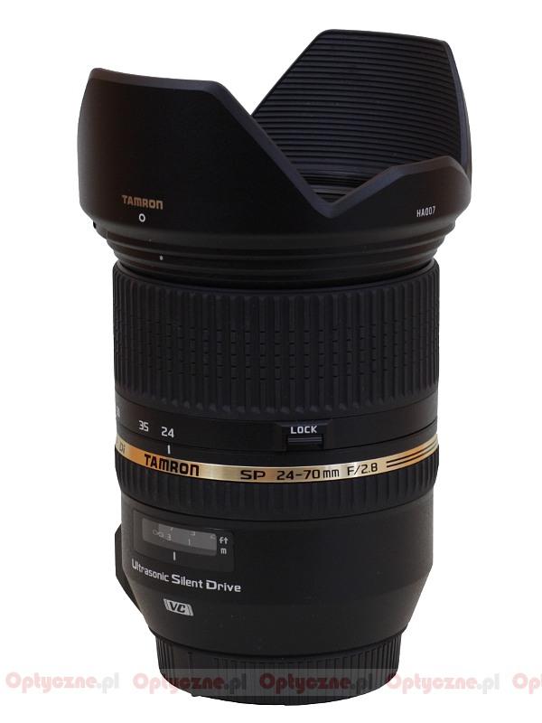 tamron sp 24 70 mm f 2 8 di vc usd review pictures and parameters. Black Bedroom Furniture Sets. Home Design Ideas