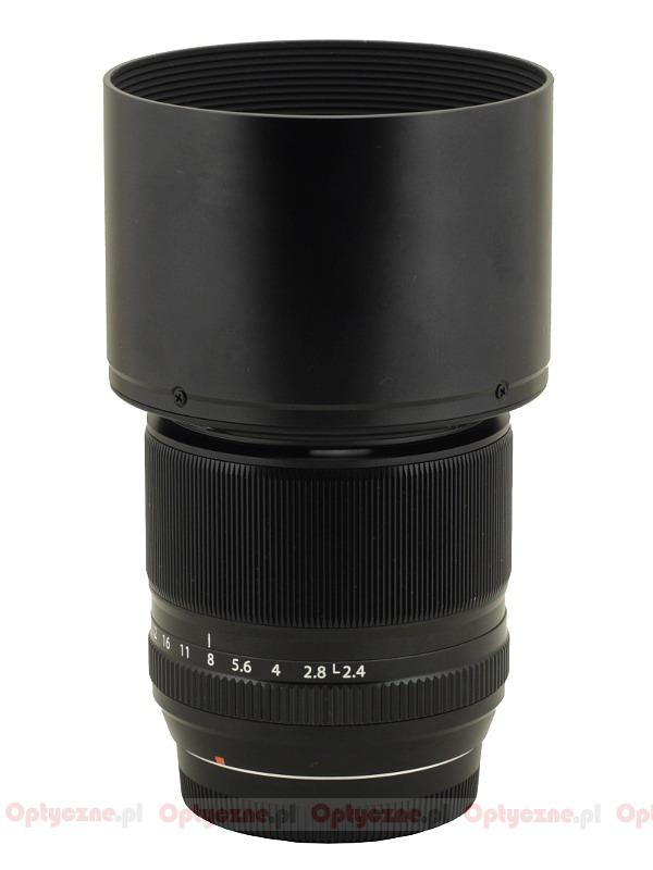 Lens Fujifilm Fujinon Xf 60 Mm F 2 4 R Macro