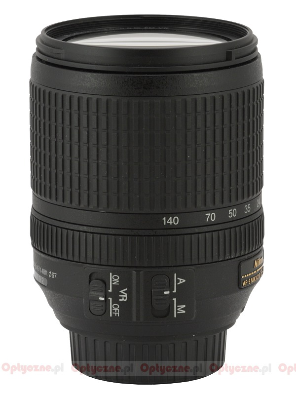 nikon nikkor af s dx 18 140 mm f 3 5 5 6g ed vr review pictures and parameters. Black Bedroom Furniture Sets. Home Design Ideas