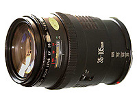 Lens Canon EF 35-105 mm f/3.5-4.5