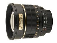 Lens Samyang 85 mm f/1.4 Aspherical IF