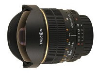 Lens Falcon 8 mm f/3.5 ED MC Aspherical Fish-eye