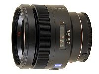 Lens Sony Carl Zeiss Planar T* 85 mm f/1.4