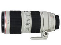 Lens Canon EF 70-200 mm f/2.8L IS II USM