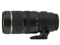 Lens Tamron SP 70-200 mm f/2.8 Di VC USD