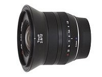 Lens Carl Zeiss Touit 12 mm f/2.8