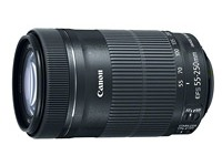 Lens Canon EF-S 55-250 mm f/4-5.6 IS STM
