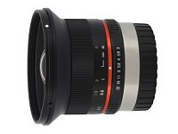 Lens Samyang 12 mm f/2.0 NCS CS