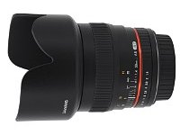 Lens Samyang 50 mm f/1.4 AS UMC
