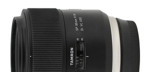 Tamron SP 85 mm f/1.8 Di VC USD