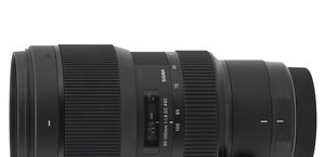 Sigma A 50-100 mm f/1.8 DC HSM review