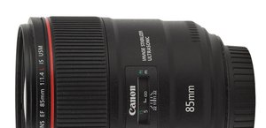 Canon EF 85 mm f/1.4L IS USM review