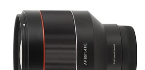 Samyang AF 85 mm f/1.4 FE review