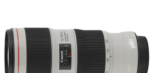 Canon EF 70-200 mm f/4L IS II USM review