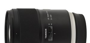 Tamron SP 35 mm f/1.4 Di USD review