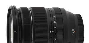 Fujifilm Fujinon XF 16-80 mm f/4 R OIS WR review