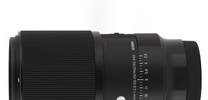 Sigma A 105 mm f/2.8 DG DN Macro review