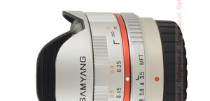 Samyang 7.5 mm f/3.5 UMC Fish-eye MFT