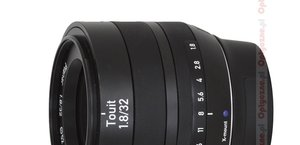 Carl Zeiss Touit 32 mm f/1.8
