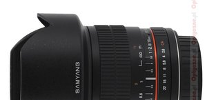 Samyang 10 mm f/2.8 ED AS NCS CS