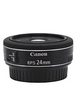 Canon EF-S 24 mm f/2.8 STM  lens review