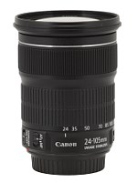 Canon EF 24-105 mm f/3.5-5.6 IS STM lens review