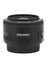 Yongnuo YN 35 mm f/2.0 lens review