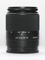 Sony DT 18-70 mm f/3.5-5.6