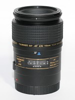 Tamron SP AF 90 mm f/2.8 Di Macro - Pictures and parameters