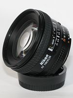 Nikon Nikkor AF 20 mm f/2.8D - Pictures and parameters
