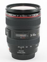Canon EF 24-105 mm f/4L IS USM - Pictures and parameters