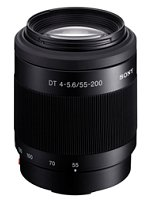Sony DT 55-200 mm f/4-5.6