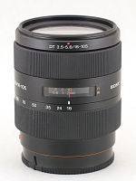 Sony DT 16-105 mm f/3.5-5.6