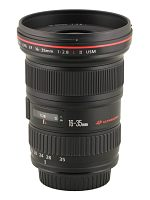 Canon EF 16-35 mm f/2.8L II USM - Pictures and parameters