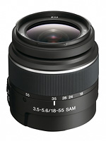 Sony DT 18-55 mm f/3.5-5.6 SAM