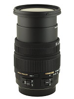 Sigma 17-70 mm f/2.8-4.0 DC Macro OS HSM - Pictures and parameters