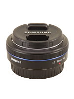 Samsung NX 30 mm f/2.0 - Pictures and parameters