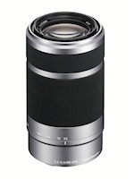 Sony E 55-210 mm f/4.5-6.3 OSS