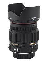 Sigma 18-200 mm f/3.5-6.3 II DC OS HSM - Pictures and parameters