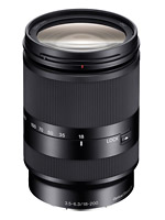 Sony E 18-200 mm f/3.5-6.3 LE OSS