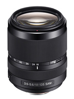 Sony DT 18-135 mm f/3.5-5.6 SAM