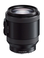 Sony E 18-200 mm f/3.5-6.3 PZ OSS